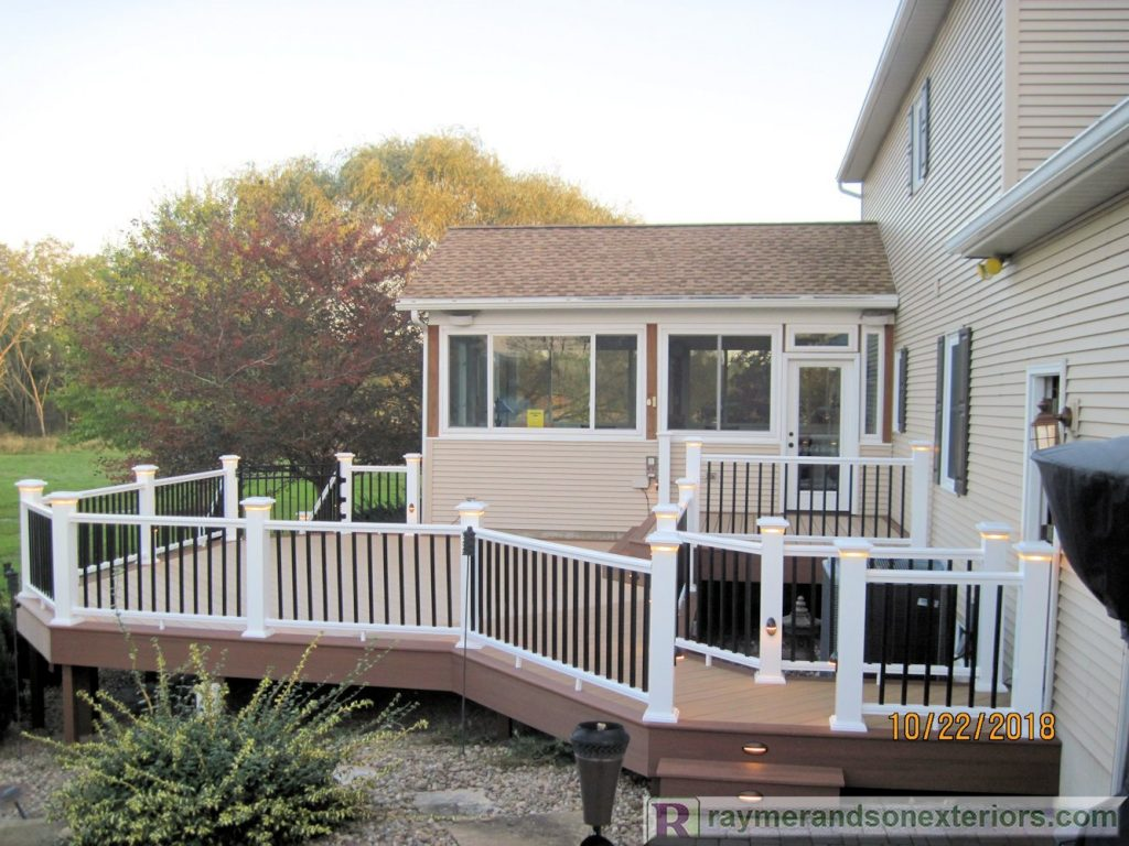 Rsxeteriors-Azek-Vinyl-Deck-LED-Lights-Turbotville-Pennsylvania-1