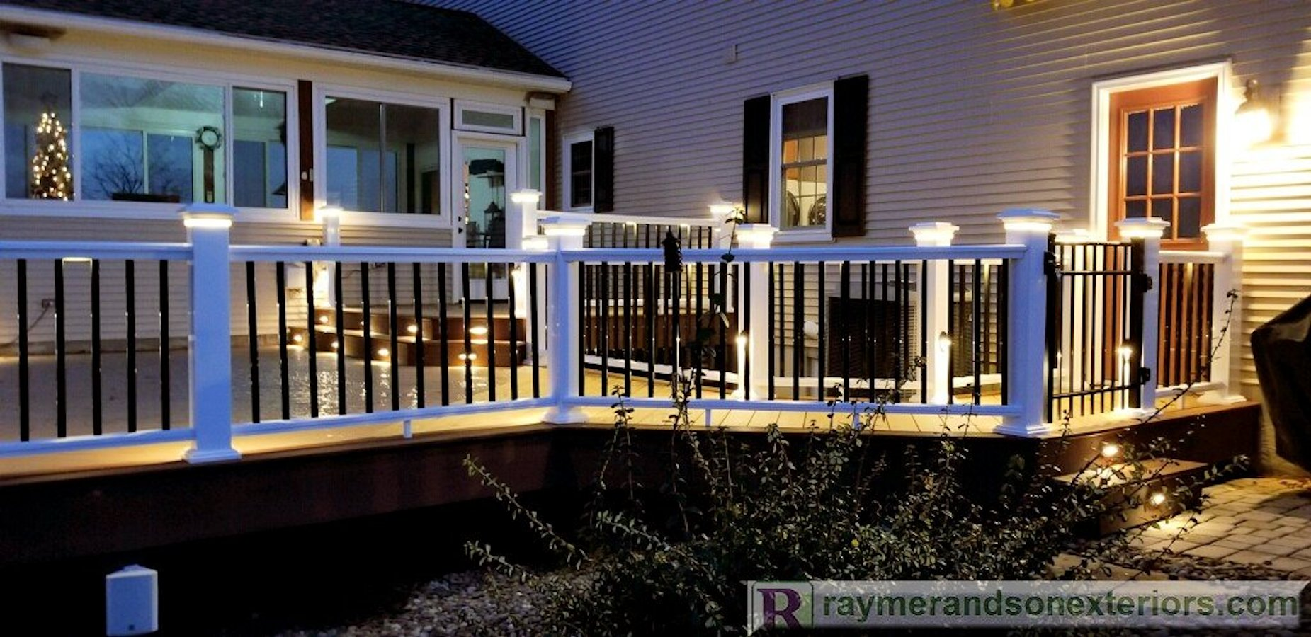 Rsxeteriors-Azek-Vinyl-Deck-LED-Lights-Turbotville-Pennsylvania-12