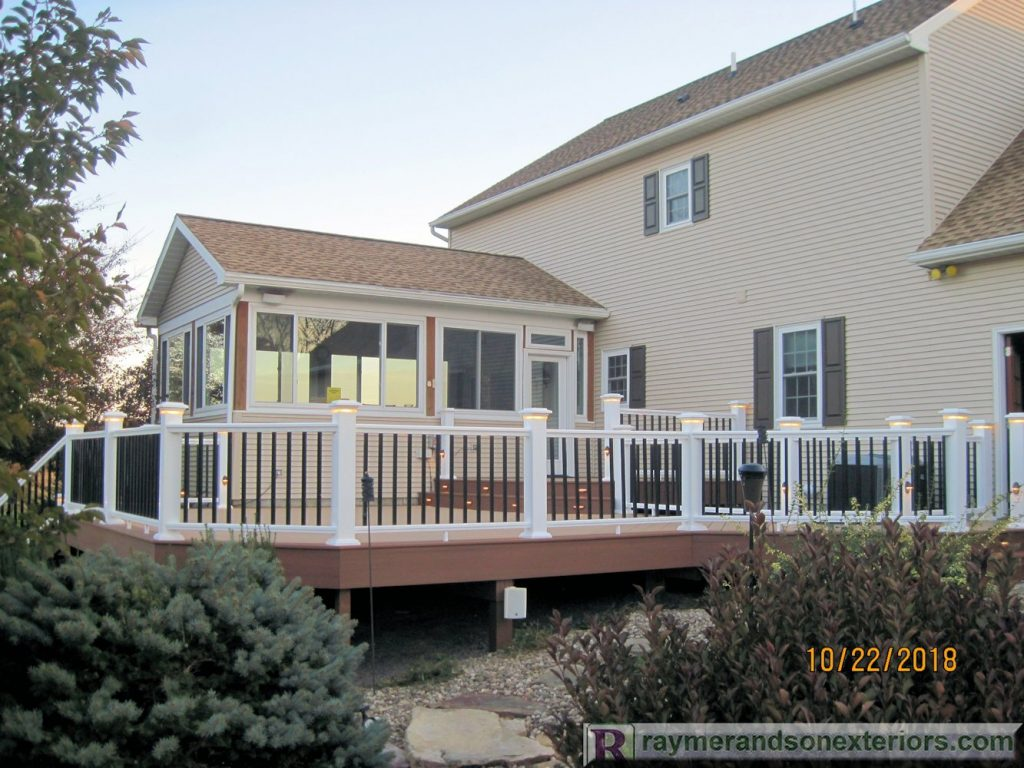 Rsxeteriors-Azek-Vinyl-Deck-LED-Lights-Turbotville-Pennsylvania-2
