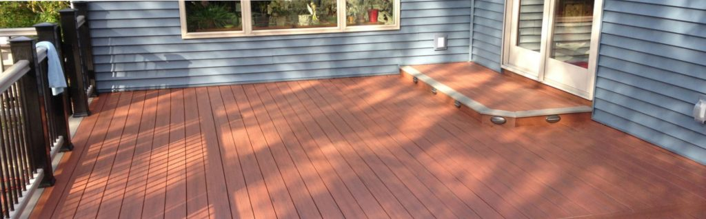 TimberTech-Deck-with-Radiance-Railing-LED-Lights-Vinyl-Siding-Danville-Pennsylvania-A