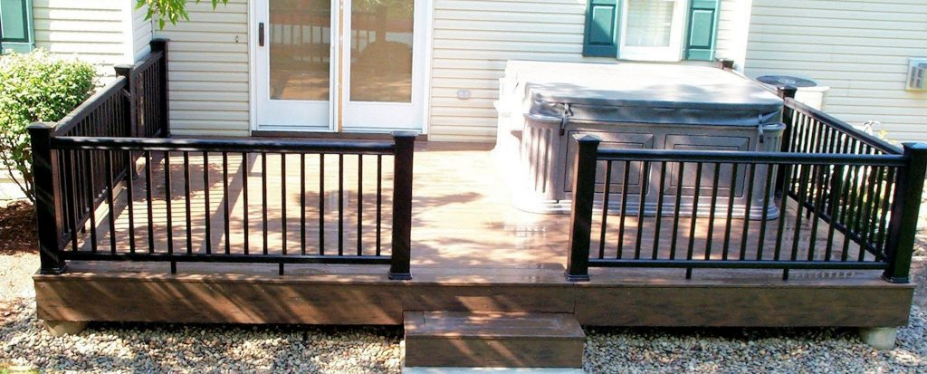 Timbertech-Composite-Radiance Railing