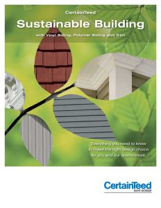 Image of Sustainable Building Brochure